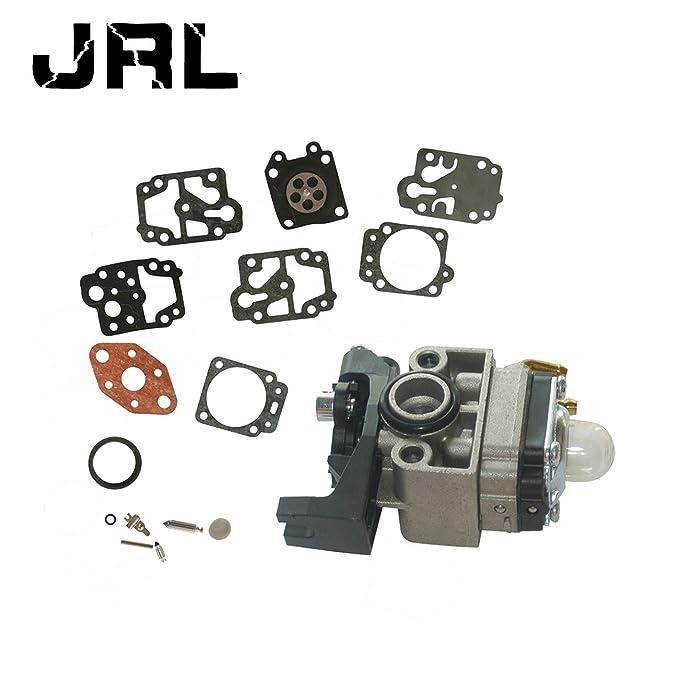 jrl carburador con Kit de reconstrucción de reparación para Honda ...