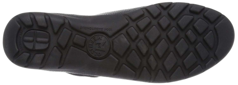 Mephisto LUCE IMPERIAL 6300 BLACK (schwarz P5109177 Damen Slipper Schwarz (schwarz BLACK Imperial 6300) 95467a