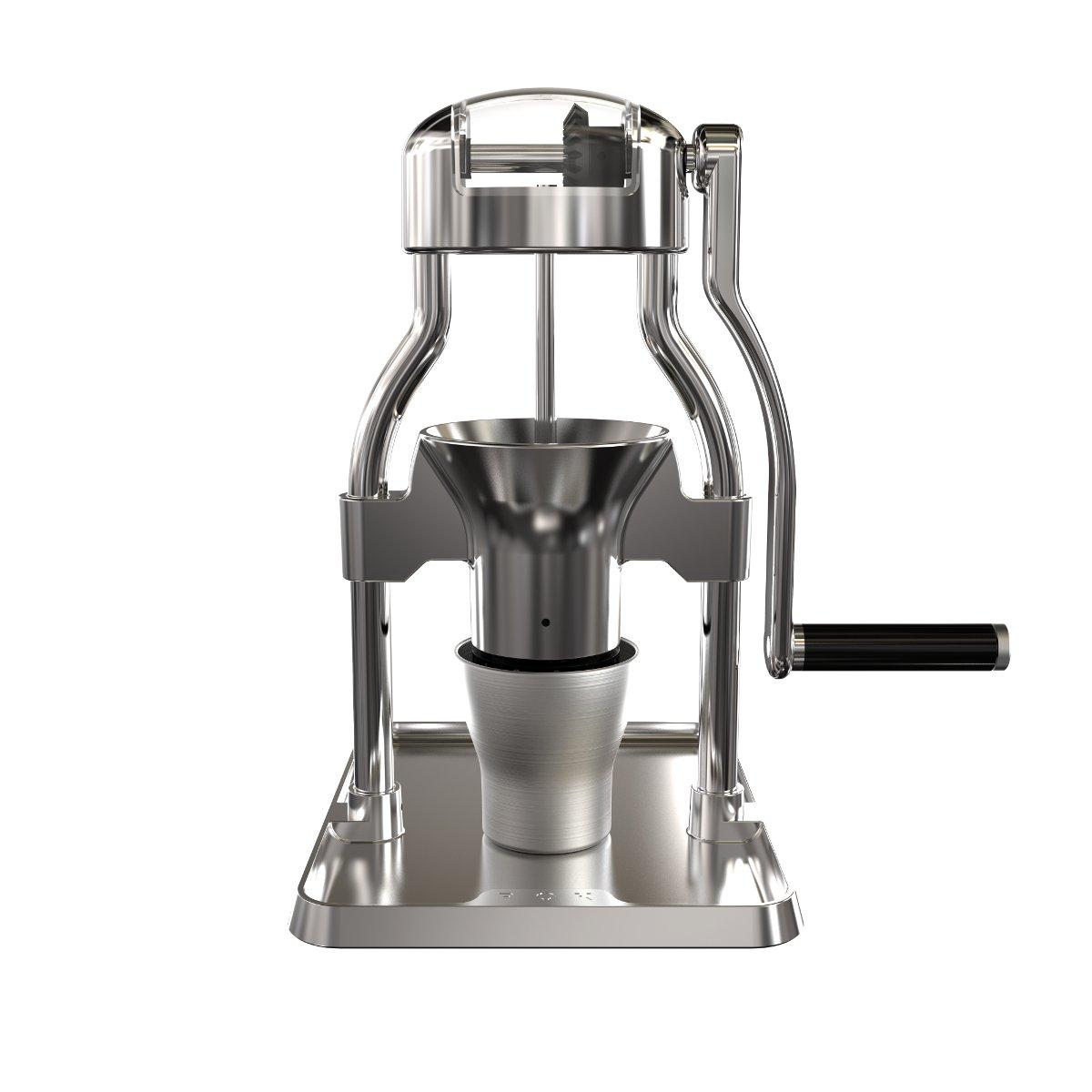 ROK Coffee Grinder, Aluminum by Rok