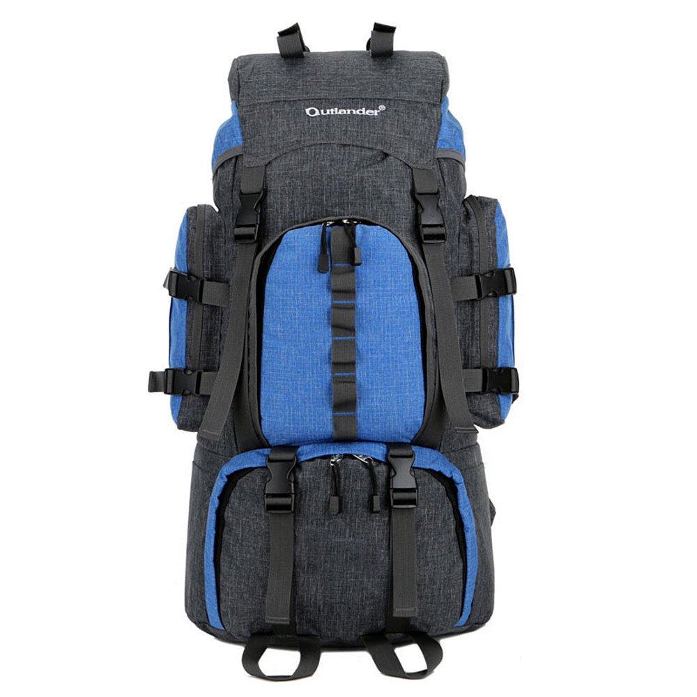 激安超安値 ユニセックス バックパック防水ナイロンクライミング旅行キャンプハイキングコースレジャースポーツ多機能荷物コンピュータバッグ中立屋外に適しています 青 軽量野外活動バッグ (色 Rosy) : Rosy) B07QDG9WDK : 青 青, イワミザワシ:e6b44673 --- a0267596.xsph.ru