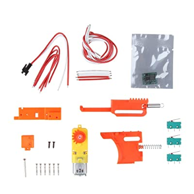 WORKER Full Automatic 130 Motor Kits for Nerf N-Strike Elite Stryfe Modify: Toys & Games