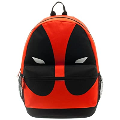 on sale Marvel Deadpool Red Backpack 12 x 17in