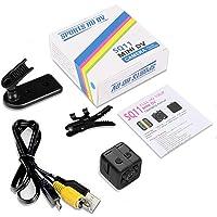 Bemodified SQ11 Mini Micro Camera Dice Video Night 1080P 960P Camcorder - Black