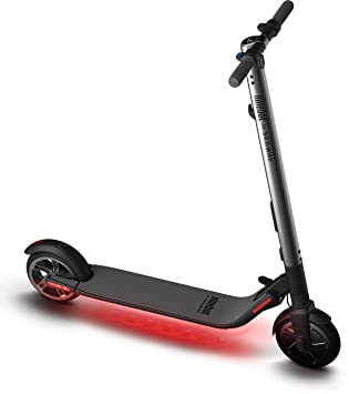 SEGWAY ES2 Ninebot Kickscooter Folding Electric Silver