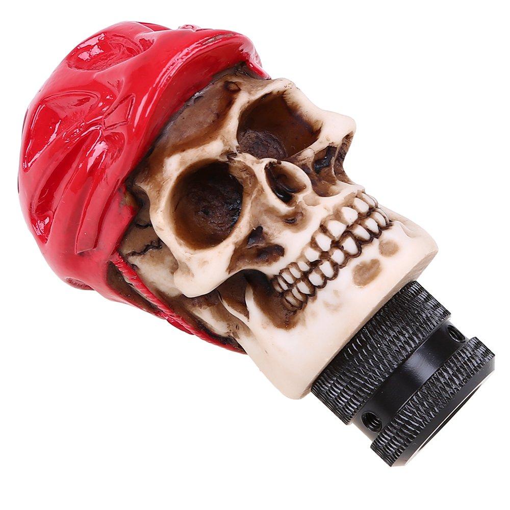 POSSBAY Thriller Skull Manual Gear Shift Knob Gear Shifter