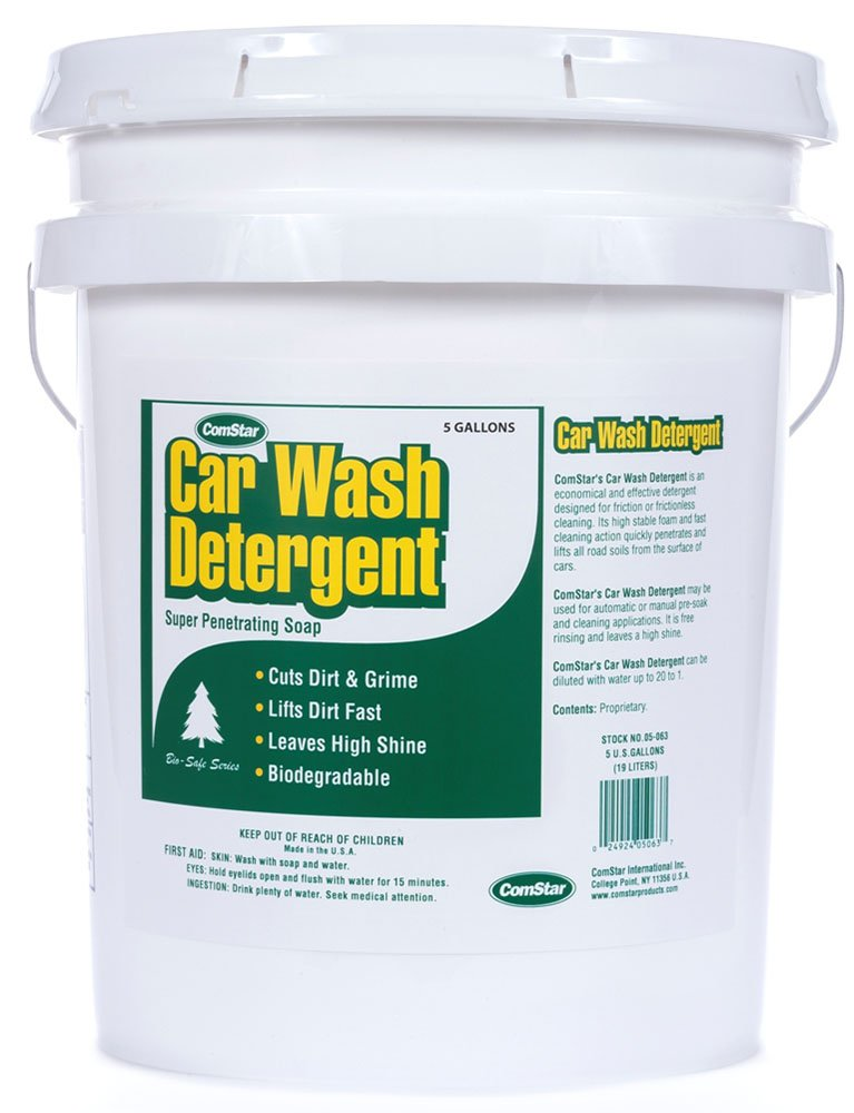 ComStar 05-063 Car Wash Detergent by Comstar