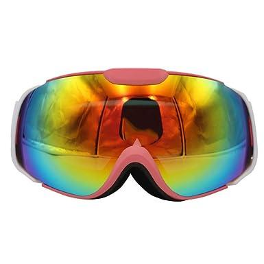 TZQ Gafas De Sol Gafas De Sol Doble Antivaho Gafas De Nieve ...