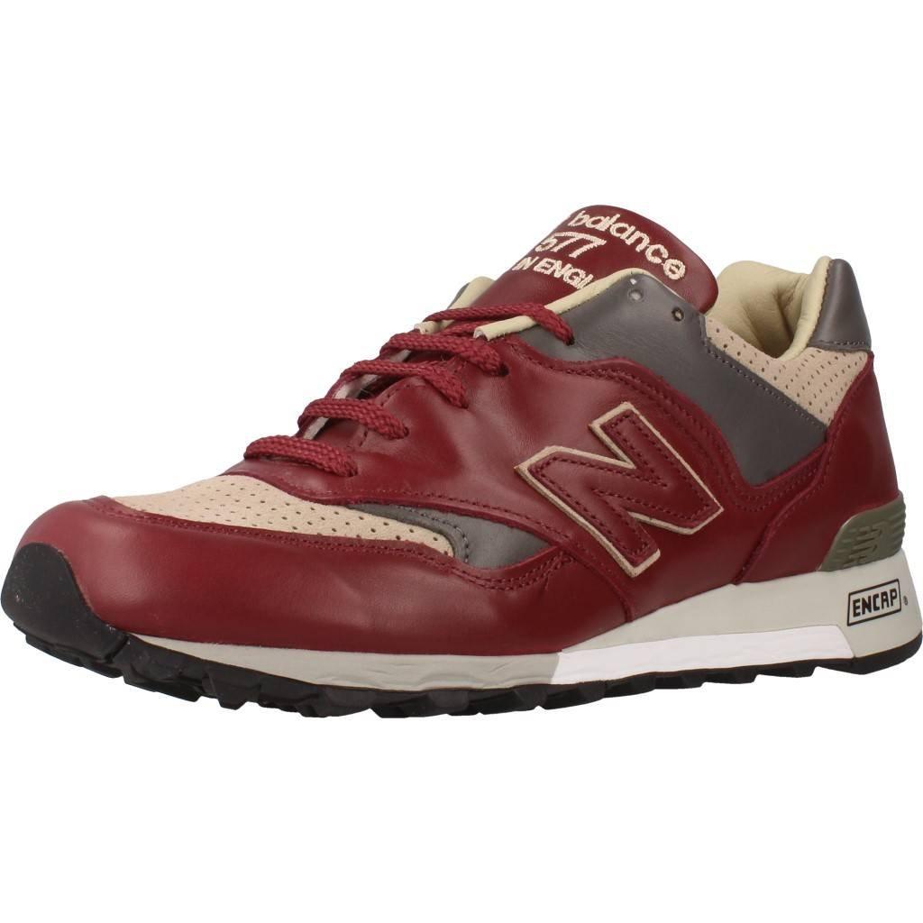 size 40 61c30 b69d7 New Balance M577, LBT Burgundy  Amazon.co.uk  Shoes   Bags