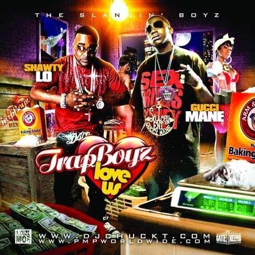 Trap Boyz Love Us by Shawty Lo & Gucci Mane (2009-05-04) (Shawty Mane)