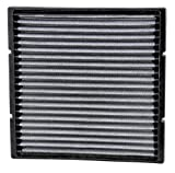 Automotive : K&N VF2002 Washable & Reusable Cabin Air Filter Cleans and Freshens Incoming Air for your Subaru, Toyota, Mitsubishi