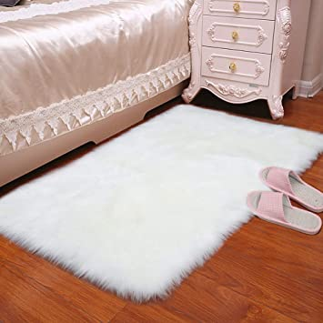 Amazon Com Lee D Martin Girls Bedside Rugs Princess Room Nursery
