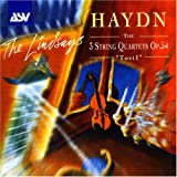 Franz Joseph Haydn: String Quartets Op.54 - Lindsay String Quartet