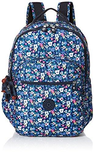 Kipling Seoul GO Bustling Petals Laptop Backpack, BSTLPETALS