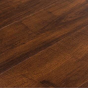 Quick Step Dominion Smoked Maple Chocolate 12mm Laminate Flooring