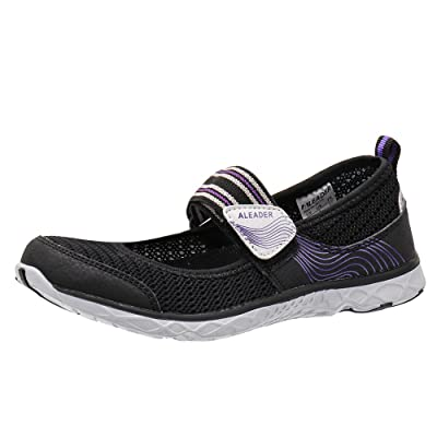 Amazon.com | ALEADER Women's Mary Jane Water Shoes | Water Shoes