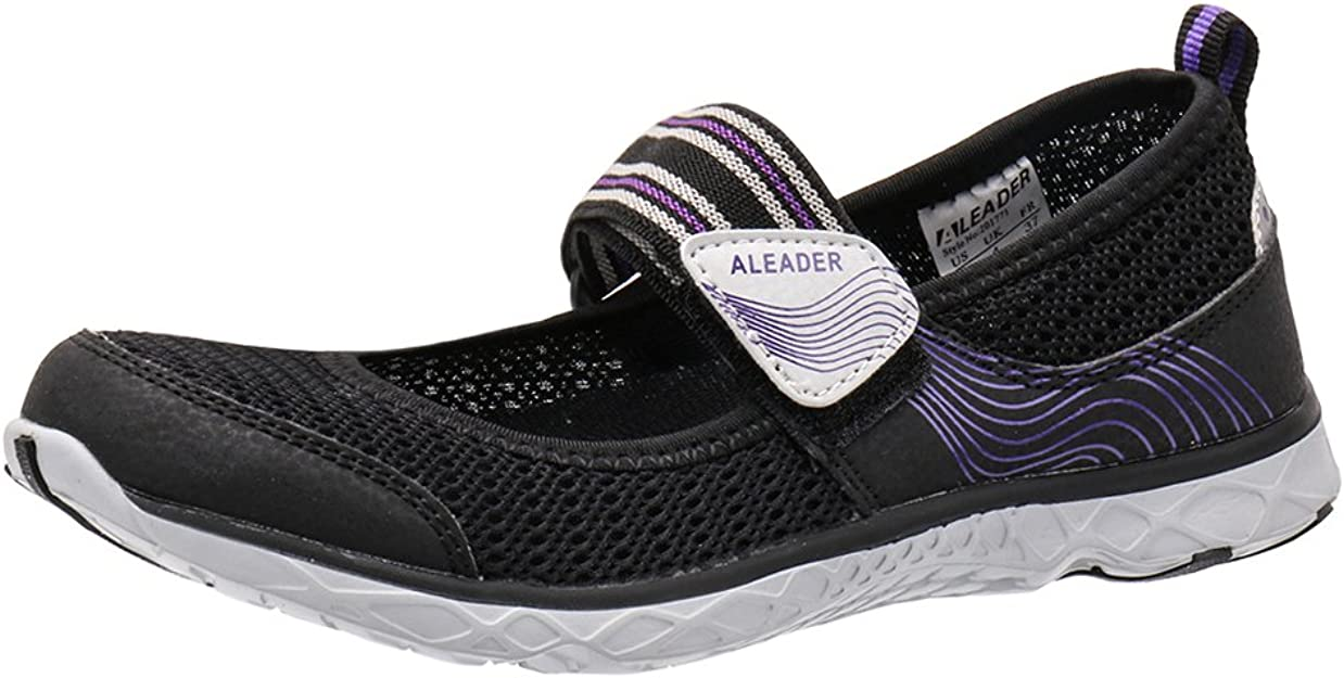 ALEADER Womens Mary Jane Water Shoes