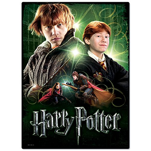 Ron Weasley from Harry Potter 500 Piece Poster Puzzle Made by Wrebbit Puzz-3D