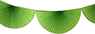 product image for 10 Foot Tissue Paper Bunting Garland (Lime Green)
