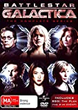 Battlestar Galactica Complete TV Series + The Plan | 26 Discs | NON-USA Format | PAL | Region 4 Import - Australia