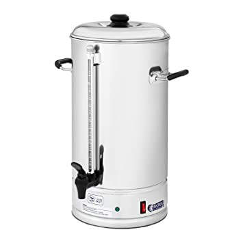 Royal Catering Cafetera de filtro industrial RCKM-WOF16 (1.500 W, 15 L,