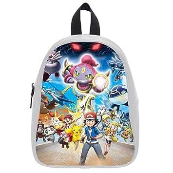 LilyFavor Pokemon Sun And Moon New Pokemon Custom Kid s Backpack Fashion  School Bag(small)  Amazon.co.uk  Luggage 2cd52cd2b5f5e