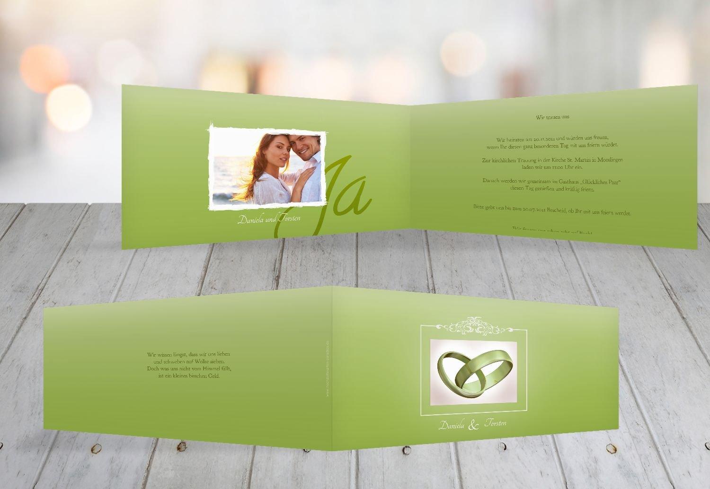 Kartenparadies Hochzeitskarte Hochzeit Einladung Din Ringetausch, hochwertige Einladung Einladung Einladung zur Heirat inklusive Umschläge   10 Karten - (Format  215x105 mm) Farbe  flamingoOrangerot B01MZBZUQW | Spezielle Funktion  | Sehr gelobt und vom Publikum der Ve 96a919