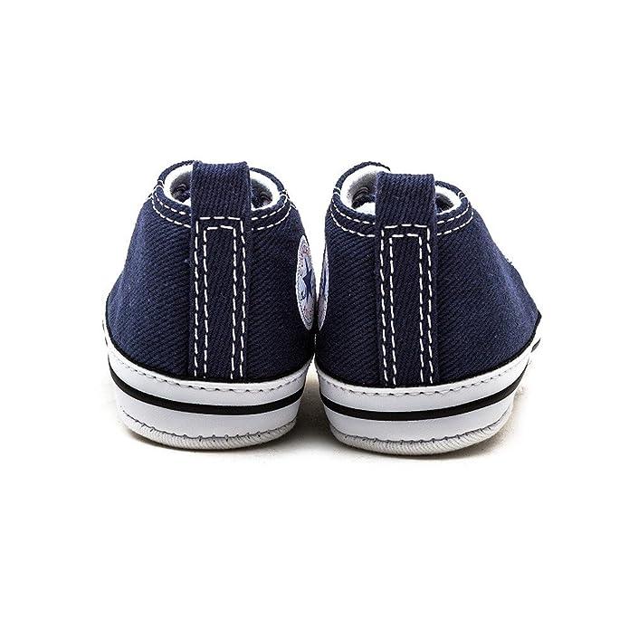 eeb629c40696 Amazon.com  Converse First Star Navy 88865 2 Crib  Converse  Shoes