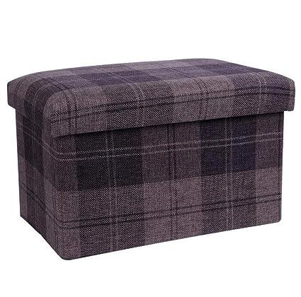 Fine Amazon Com Hmeigui Storage Ottoman Cube Foot Stools And Spiritservingveterans Wood Chair Design Ideas Spiritservingveteransorg