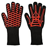 Best Terax Heat Resistant BBQ Gloves Offer Better Flexibility Comfort & Protection