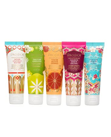 4515eae1a8 Amazon.com   Pacifica Mini Body Butter Collection
