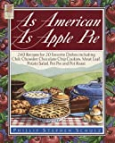 American As Apple Pie, Phillip S. Schulz, 0517150344