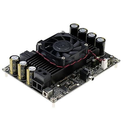 Tablero del Amplificador de Audio 1x600W Compacto de Alta Potencia de vatios Mono Clase D Digital