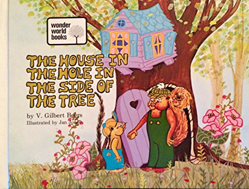The house in the hole in the side of the tree,