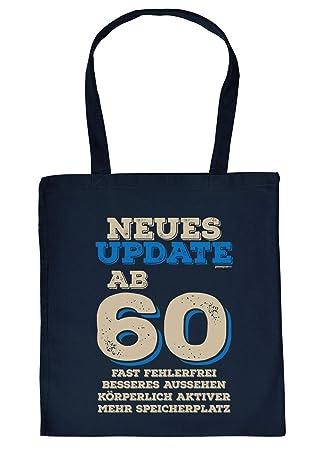 Witzige Geschenk Tasche Zum 60geburtstag Verpackung Update