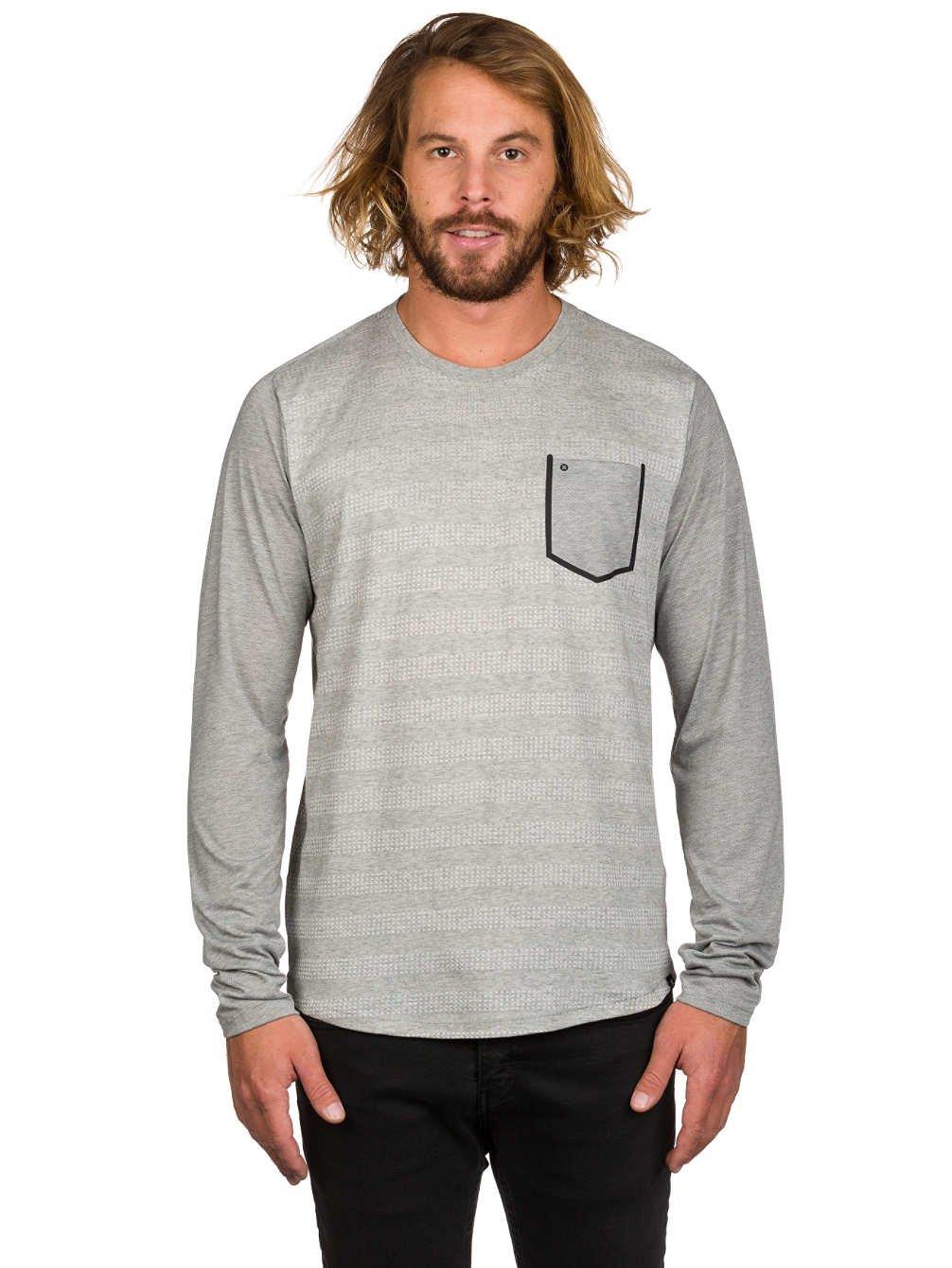 Longsleeve Men Hurley Dri-Fit Flow 2.0 Crew T-Shirt LS: Amazon.co.uk:  Clothing