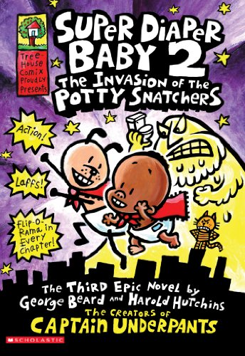 Diaper Lollipop - Super Diaper Baby 2: The Invasion of the Potty Snatchers
