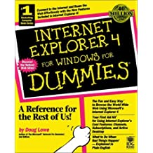 Internet Explorer 4 For Windows For Dummies