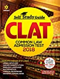 Self Study Guide CLAT (Common Law Admission Test) 2018