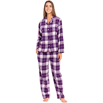 The 15 Best plus size flannel pajamas For 2020