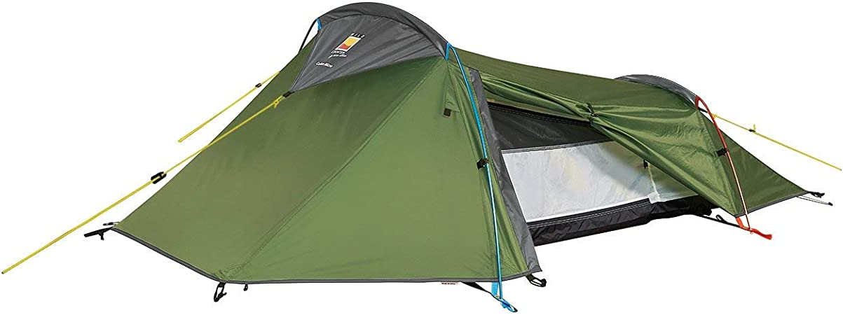 Wild Country Coshee Micro Version 2 Lightweight Tent 1 Person Green