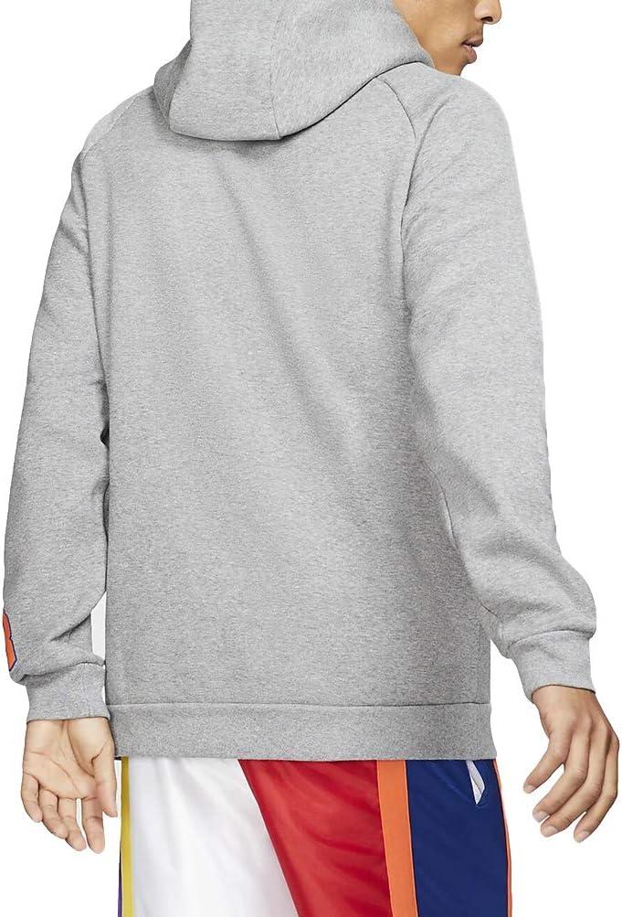 Nike Jordan Sport DNA HBR Fleece Hoodie Gelb