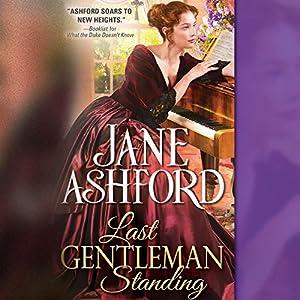 Last Gentleman Standing Audiobook