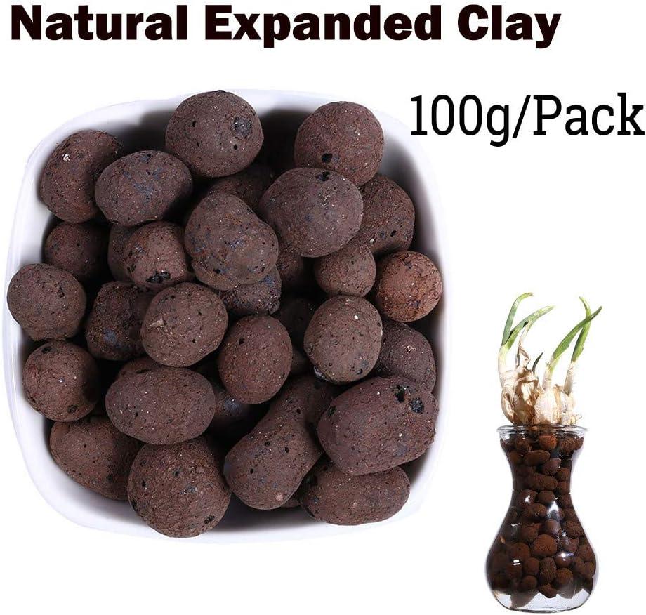 Hydroponics Aeroponics Aquaponics Premium 8-16mm Expanded Clay LECA Pebbles