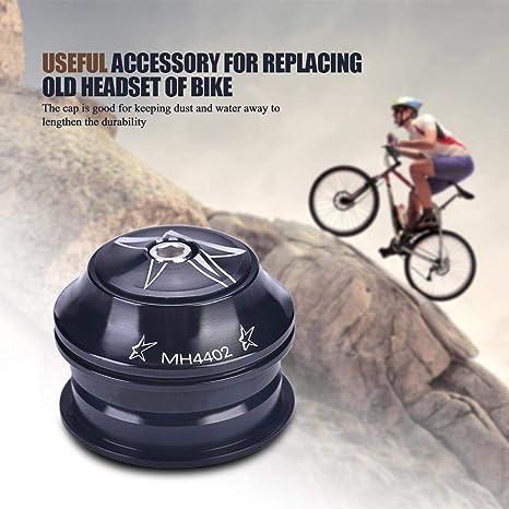 Liyeehao Casco de Bicicleta, Accesorios de Bicicleta, Casco de Repuesto, reemplazo de Horquilla, reemplazo de Horquilla Delantera, Juego de Casco de Bicicleta, Bicicleta de Accesorios(Black): Amazon.es: Deportes y aire libre