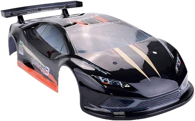 Kaemma 1//10 RC Drift Car On-road Car Shell Body for LRP Yokomo Touring Car HPI Kyosho HSP Redcat FS ACME ZD Racing Cars Champagne