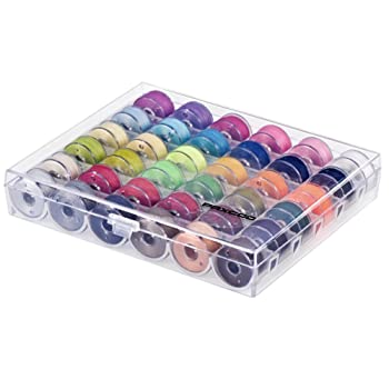 Paxcoo 36 spools sewing thread