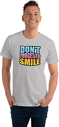 Art Gallery Misr Don't Forget To Smile T-Shirt