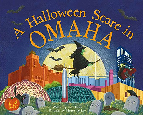 A Halloween Scare in Omaha (Halloween Scare: Prepare If You Dare)]()