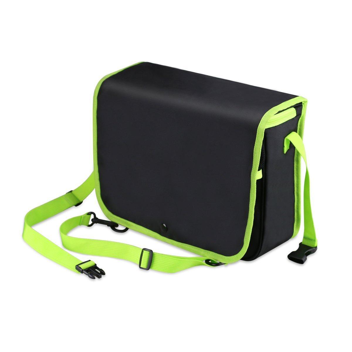 Ldex Stockage de Voiture Sac Backseat Organisateur, Multi-Pocket Voyage sac de rangement Isolation
