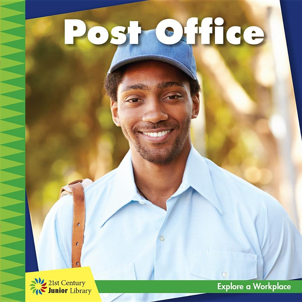 Post Office (21st Century Junior Library: Explore a Workplace) pdf
